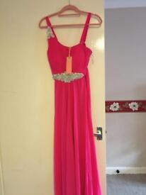 Brand new with tags ladies long dress 10-12