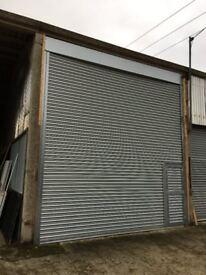 Industrial unit to let (storage/workshop)