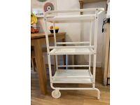 Ikea SUNNERSTA trolley