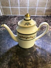 Minton Standwood 4 cup coffee pot