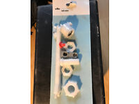 Brand new unused wilko side entry ball valve
