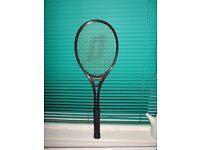 """OLYMPIAN"" TENNIS RACQUET L4 AND JACKET (UNUSED) Offers on £10. NO TEXTS PLEASE"