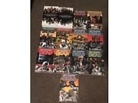 The Walking Dead Graphic Novels. Complete collection!