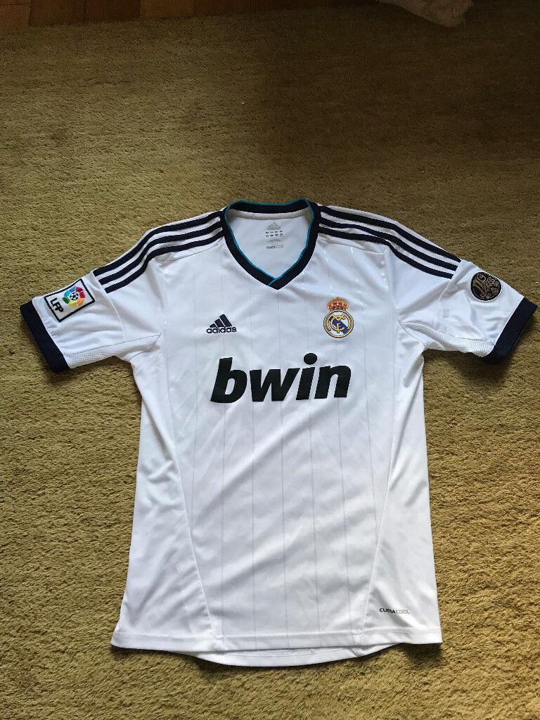 6c55d43e0 Real Madrid New T Shirt 2013
