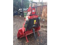 Timber Winch - Tractor, Logging, Forestry for firewood or timber