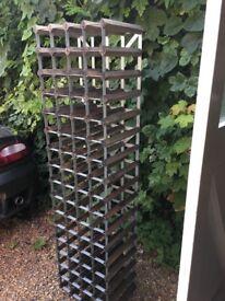 Large wine rack FOR SALE