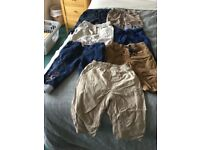Great Quality Boys Clothes 9-12 months, 61 items