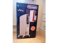 DeLonghi Dragon 4 oil-filled electric radiator / heater