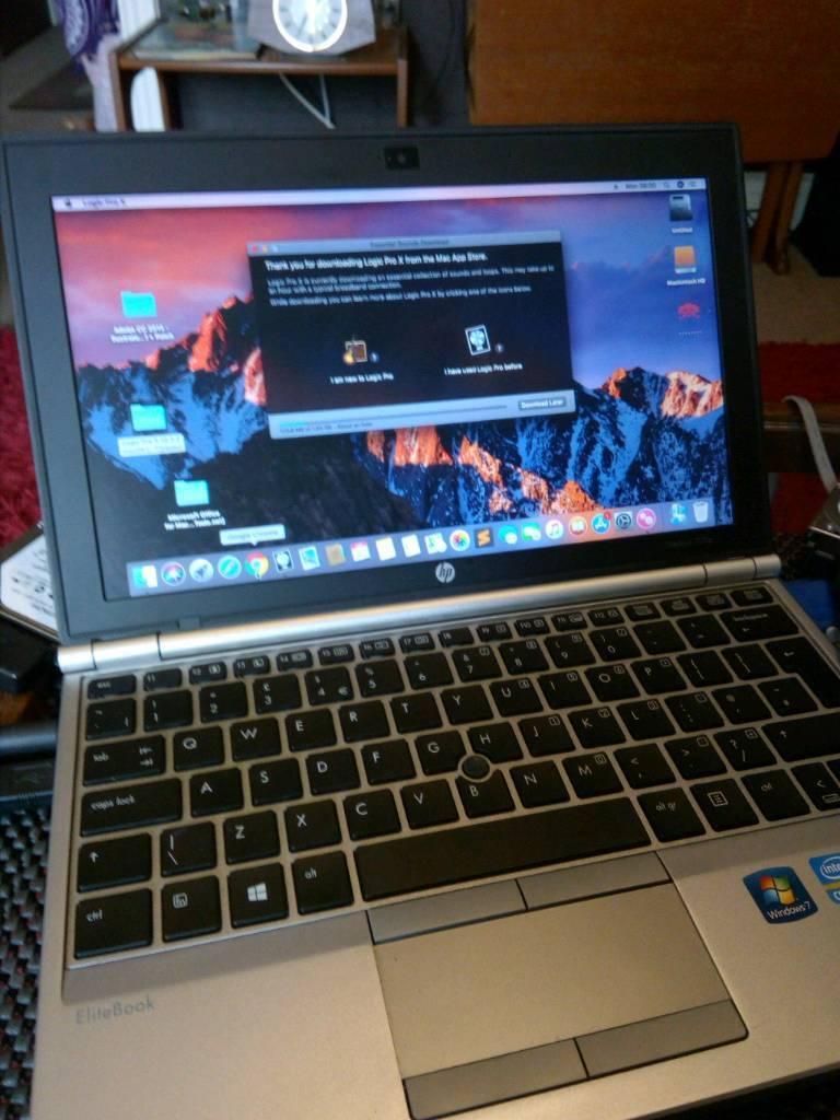 Hackintosh laptop 2012