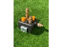 Caleffi Solar mixing valve. Solarincal -T Plus. Solar Storage to boiler conn kit
