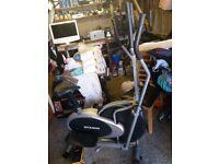 Dtx fitness machine