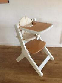 Noah by Bababing High Chair