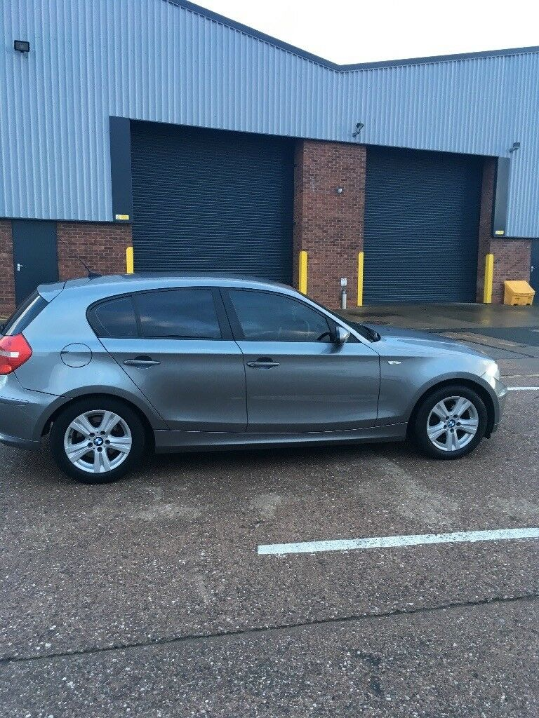 nice example 2008 bmw 118d £30 annual road tax 5 door hatchback m3