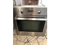 Electric oven free to collect