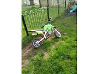 kids 50cc mini dirtbike **SOLD PENDING COLLECTION**