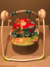 6-Speed Baby Swing