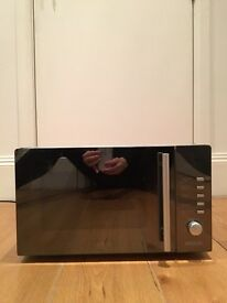 Wellco 20L Mirror Finish Microwave with Grill