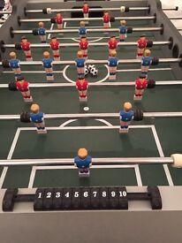 Bar football table