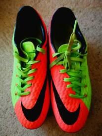 Boys football boots UK size 6