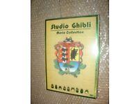 BRAND NEW STUDIO GHIBLI MOVIE COLLECTION ON DVD