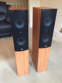 Rare PSB Alpha T1 Tower Speakers