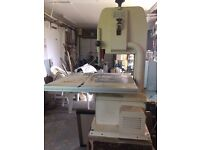 Kity Bandsaw - full working order - £190