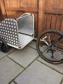 Kids Bike Chariot, One Of A Kind