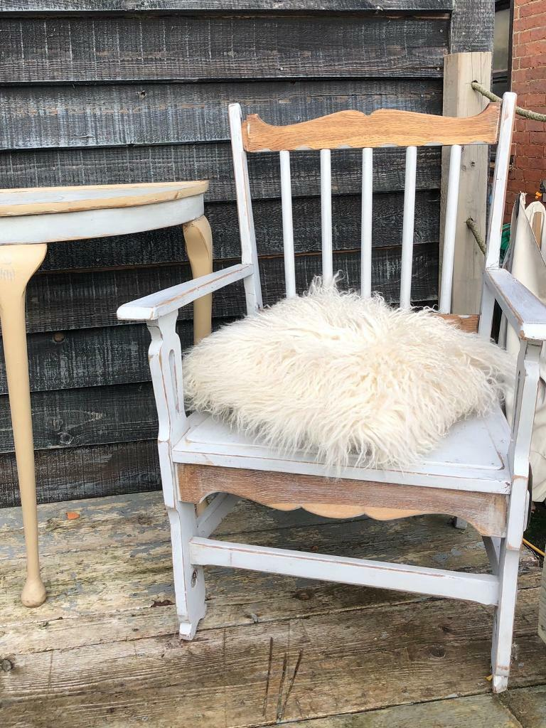 Shabby chic kitchen dining chair redhill