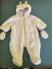 Baby pram suit