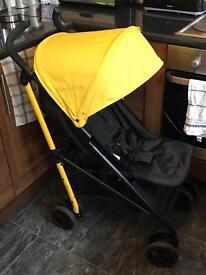 Pushchair, stroller, buggy