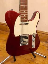 2007 Fender American Standard Telecaster - Candy Cola Red