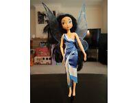 Disney blue fairy Silvermist doll
