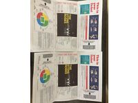 2 stone roses tickets for wembley. Saturday June 17th.