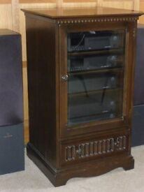 Ercol Old Colonial Hifi Cabinet FINAL REDUCTION!