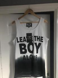 Boy London vest various
