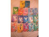Rainbow magic book set