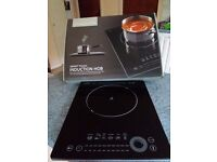 Smart Touch Electric Hob from Lakeland (Brand New)