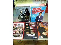 Job lot 25 dvds
