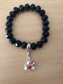 Thomas Sabo bracelet and Teddy charm