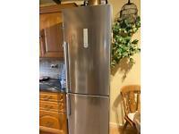 Siemens fridge freezer.