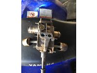 Johnson boxter 4 2 stroke been sitting around for a while not used and in full working order