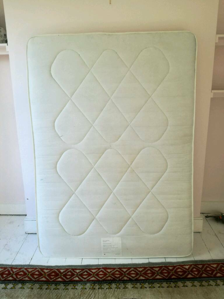 John lewis double mattress
