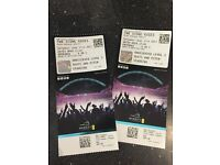 2 x Stone Roses Tickets, Wembley Arena 17th June