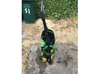 Kracher pressure washer