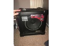 Roland 20w Bass Amp for sale