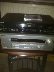 Sony DVP S725D DVD / CD player (reduced)
