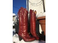 Rare Vintage Sancho Boots