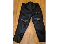 Ladies motorcycle trousers size 16