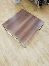 PRICE REDUCED Square coffee table
