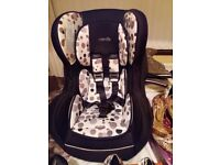 Car seat in great condition very clean